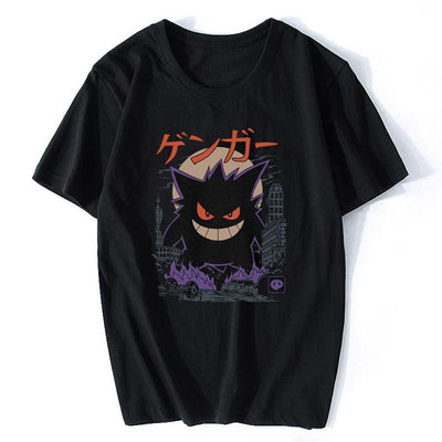Pokemon Giant Gengar T-Shirt - Adilsons
