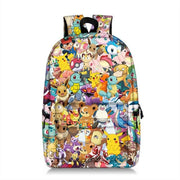 Pokemon kanto & johto Generation Backpack - Adilsons