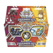 Pokemon Lycanroc & Alolan Raichu Sun and Moon Trainer Kit - Adilsons