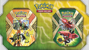 Pokemon Summer Tins Island Guardians - Adilsons
