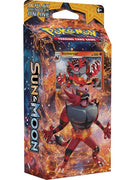 Pokemon- Sun and Moon Theme Deck - Adilsons