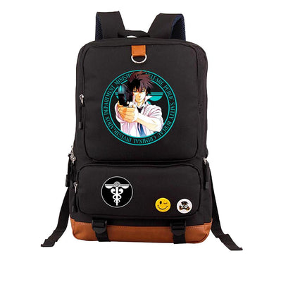 Psycho Pass backpack. - Adilsons