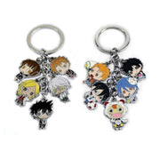 Psycho Pass cartoon keychains. - Adilsons