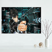Psycho Pass home decor poster. - Adilsons