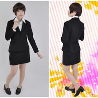 Psycho Pass uniform Tsunemori Akane anime cosplay. - Adilsons