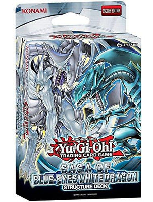 Saga of Blue Eyes White Dragon - Adilsons