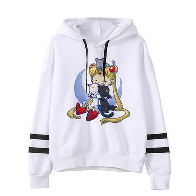 Sailor Moon beautiful hoodie. - Adilsons