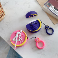 Sailor Moon cosplay AirPods cases. - Adilsons