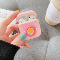 Sailor Moon cosplay AirPods headphones cases. - Adilsons
