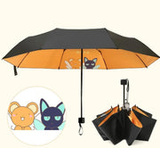 Sailor Moon stylish umbrella. - Adilsons