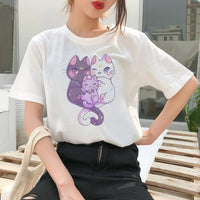 Sailor Moon summer fashion T-shirt. - Adilsons