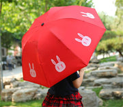 Sailor MoonTsukino Usagi red umbrella. - Adilsons