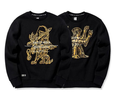 Saint Seiya fashion sweatshirt. - Adilsons