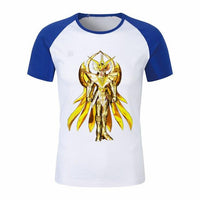 Saint Seiya fashion unisex T-shirt. - Adilsons