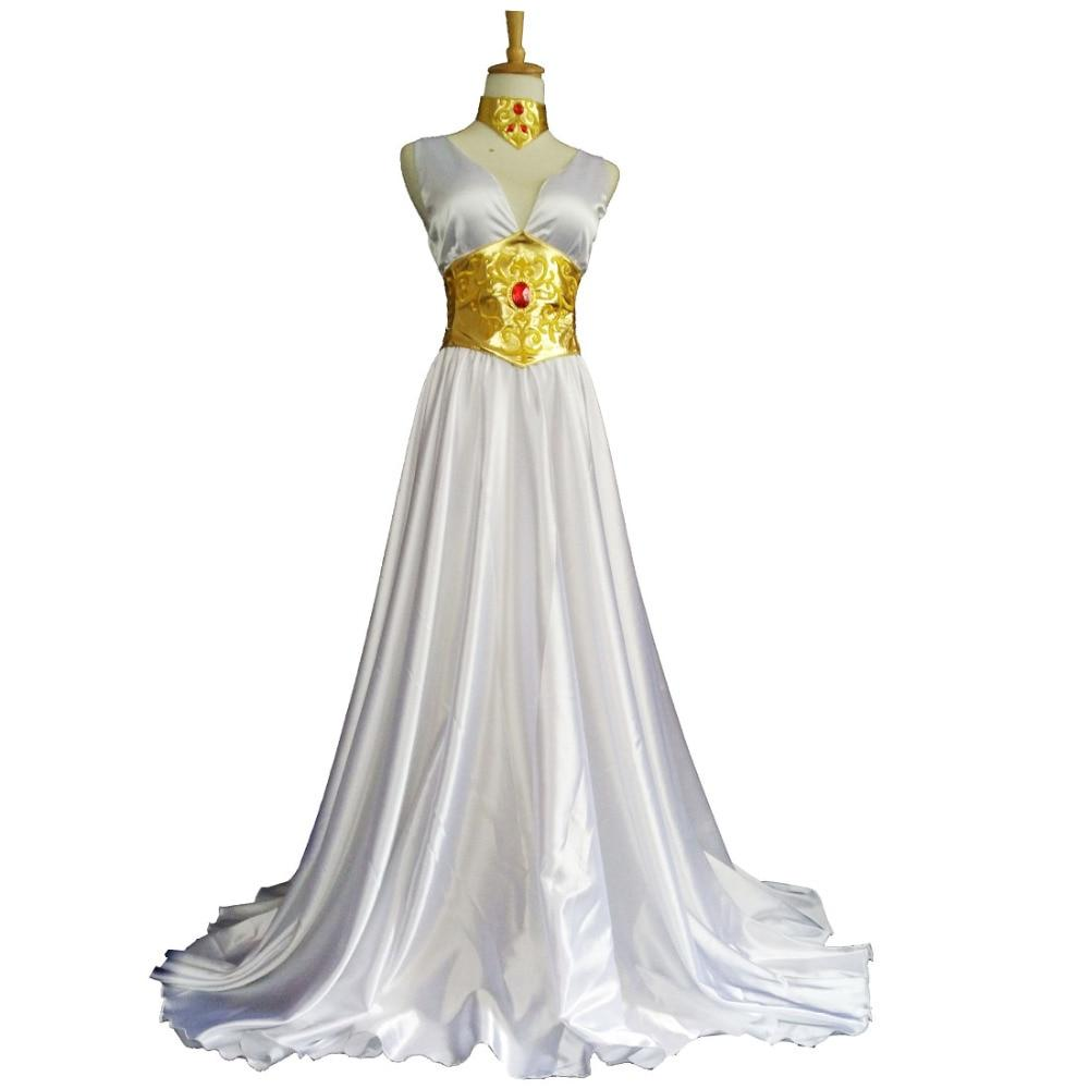 Saint Seiya Legend of Sanctuary cosplay dress. - Adilsons