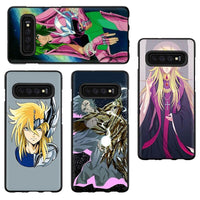 Saint Seiya silicone phone case for Samsung. - Adilsons