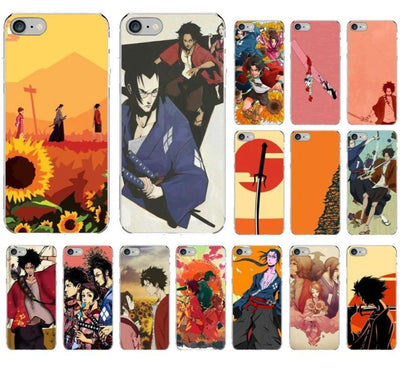 Samurai Champloo amazing phone case for iPhone. - Adilsons