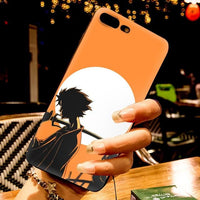 Samurai Champloo Anime fashion phone case for IPhone. - Adilsons
