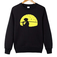 Samurai Champloo cozy with a fleece pullover. - Adilsons