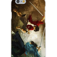 Samurai Champloo for iPhone silicone case. - Adilsons