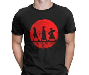 Samurai Champloo Manga/Anime cotton T-shirts. - Adilsons