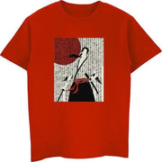 Samurai Champloo summer short sleeve T-shirt. - Adilsons
