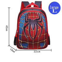 Spiderman 3D print backpack. - Adilsons