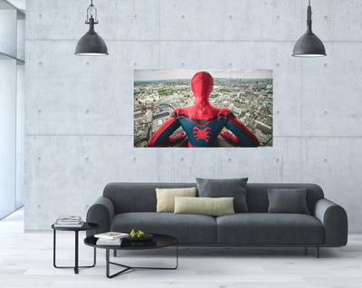 Spiderman amazing poster. - Adilsons