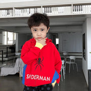 Spiderman kids jacket. - Adilsons