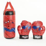 Spiderman kids sports boxing toys. - Adilsons