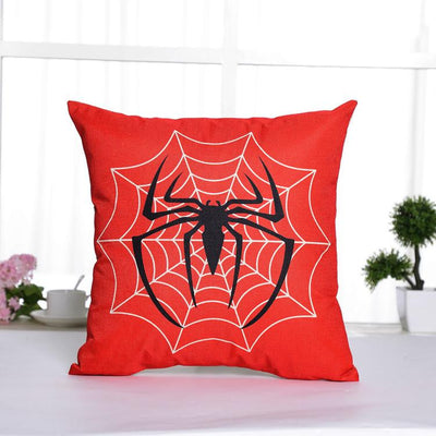 Spiderman linen pillow case. - Adilsons