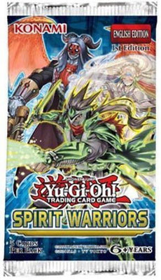 Spirit Warriors - Adilsons
