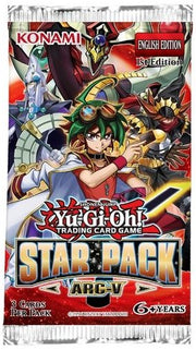 Star Pack Arc-V - Adilsons
