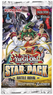 STAR PACK - BATTLE ROYAL - Adilsons