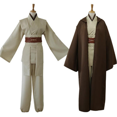 Star Wars Jedi Robe Cosplay - Adilsons