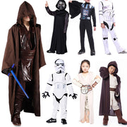 Star Wars: Kylo Ren, Darth Vader and stormtrooper Cosplay - Adilsons
