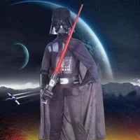 Star Wars perfect costume. - Adilsons