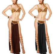 Star Wars Princess Leia captive Cosplay - Adilsons