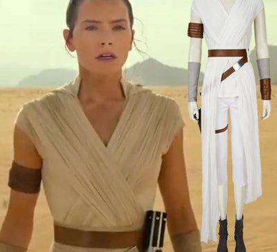 Star Wars Rey Cosplay - Adilsons