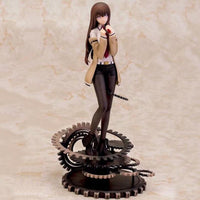 Steins Gate Makise Kurisu Anime action figure. - Adilsons