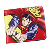 Superman fashion wallet. - Adilsons