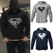Superman high quality hoodies. - Adilsons