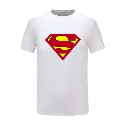 Superman high quality T-Shirt. - Adilsons