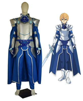 Sword Art Online Alicization costume knights. - Adilsons