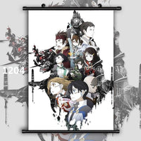 Sword Art Online Anime/Manga decoration on wall. - Adilsons