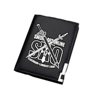 Sword Art Online high-quality long/short wallet. - Adilsons