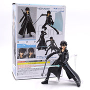 Sword Art Online Kirigaya Kazuto figure with 3 face. - Adilsons