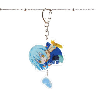 That Time I Got Reincarnated as a Slime acrylic keychain. - Adilsons