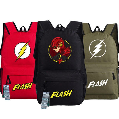 The Flash backpack. - Adilsons