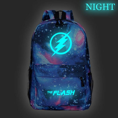 The Flash luminous backpack. - Adilsons